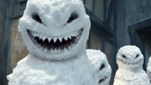 Doctor Who Snowmen