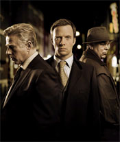 Whitechapel-tvseries characters