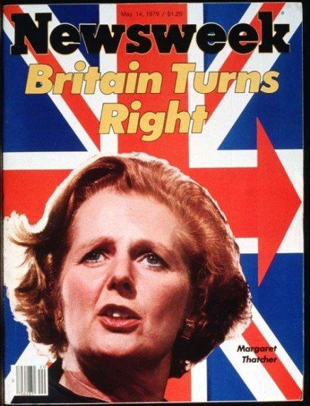 Thatcher on Newsweek