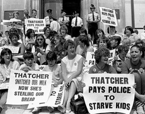 Milk Snatcher Thatcher