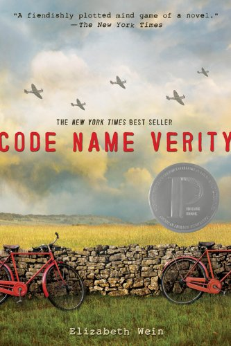 Code Name Verity US cover