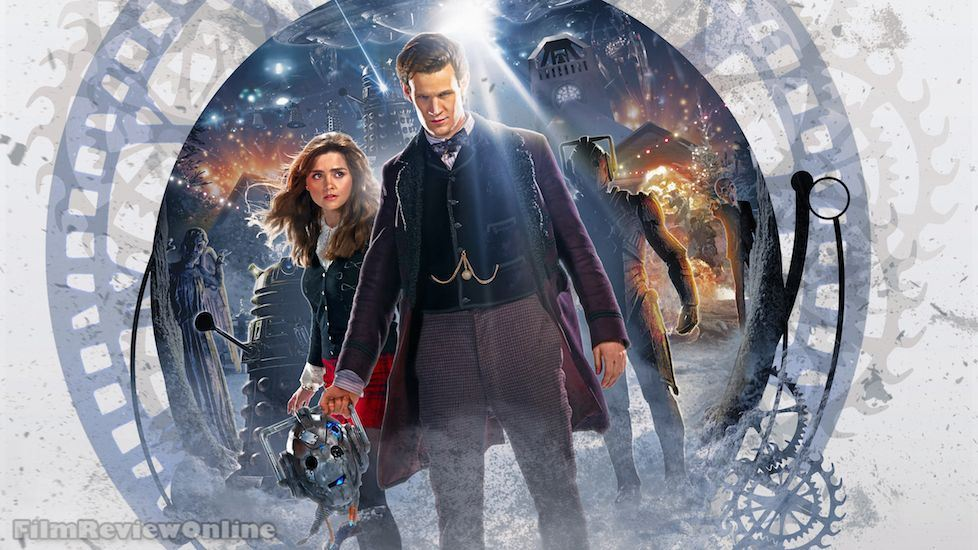 Doctor Who Christmas Special 2013.Doctor Who Christmas Special 2013 Artwork Jenna Louise