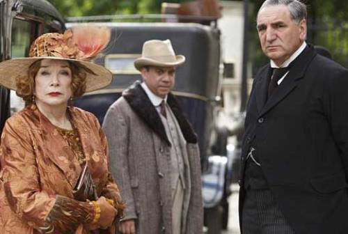 downton-abbey-2013-christmas-special-shirley-maclaine