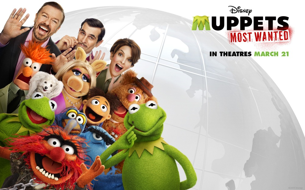the Muppets: Most Wanted | britishaisles