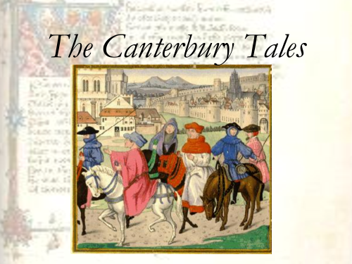 the canterbury tales middle english pdf