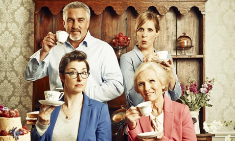Great British Bake-off